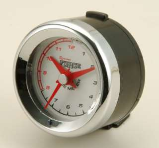 This auction is for One Car/AutoCar Clock with Blue Led.