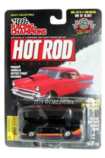 Racing Champions die cast adult collectors limited edition racing