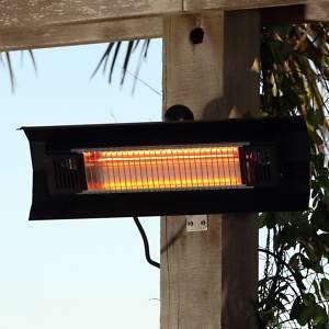 Wall Mount Infrared Outdoor Electric Patio Deck Heater
