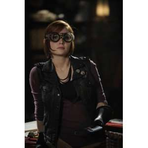 Allison Scagliotti Poster Warehouse 13 Goggles: Home