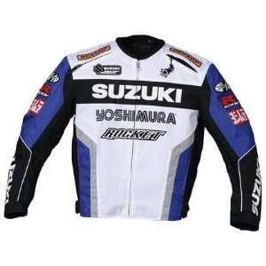 Joe Rocket Sm White/Blue/Black Rep S.Sport Motorcycle