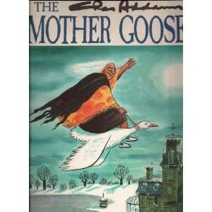 : The Chas Addams Mother Goose (9781111598266): Charles Addams: Books