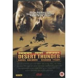 Desert Thunder Tim Abell, Daniel Baldwin, Ari Barak