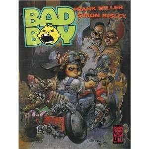 Bad Boy Frank Miller Books
