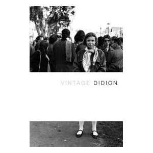 Vintage Didion Publisher Vintage Joan Didion Books