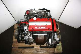Motor Block & Head   5 Speed LSD Transmission   Engine Control Unit