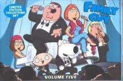FAMILY GUY Volume Five (Limited Edition Collectors Set)