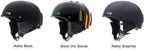 Optics Holt Snowboard Ski Helmet Adult Mens Womens Freestyle