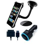 iLuv Windshield Mount Kit for iPod/iPhone
