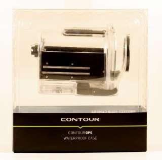 Contour GPS Black Waterproof Case for Contour GPS NEW