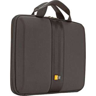 Case Logic 11.6 Hard Shell Laptop Sleeve, Black Computers
