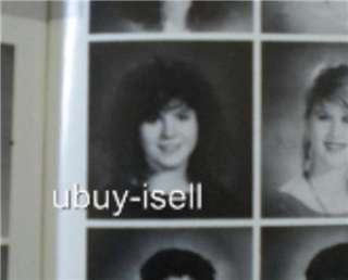 1988 CERRITOS HIGH SCHOOL YEARBOOK KIRSTEN VANGSNESS