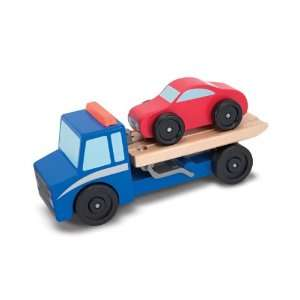 Flatbed Tow Truck Toys & Games