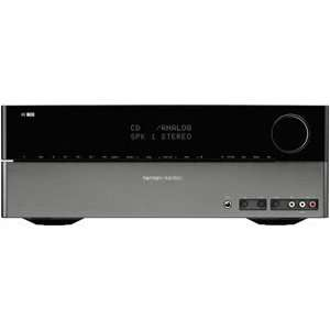 HARMAN/KARDON HK 3390 80 WATT STEREO RECEIVER Everything