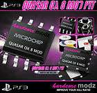 Jeu Video QUASAR OX 8 Mode PS3 Playstation 3, Rapid Fire Kit Mod