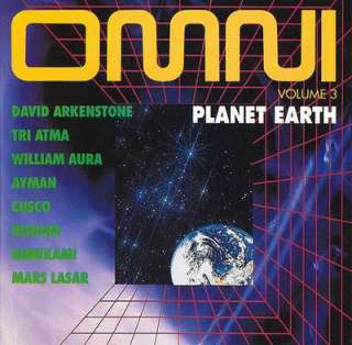 SEALED DCC Audiophile CD OMNI   VOLUME 3: Planet Earth 010963007220
