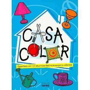Para Colorear (Cococolor) (Spanish Edition) (9789580493457) Books