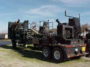 High Pressure Water Pump/Fracking unit w/o Pump; 12V149TIB; 8961