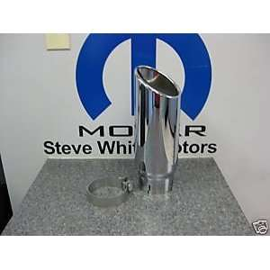 DODGE RAM DIESEL CHROME STAINLESS EXHAUST TIP MOPAR