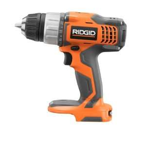 RIDGID 18V Lithium Ion Fuego Drill Driver R860071B (Tool Only, Battery
