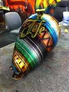 Custom Metal Flake Paint Jobs.Chopper bobber harley