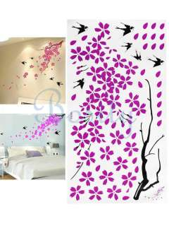 Baby Nursery Wall Decor Art Stickers Vinyl Decals Animal Flower People