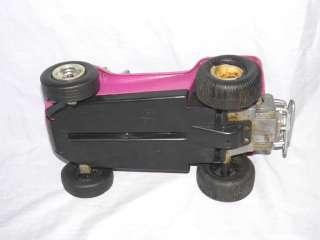 Original 60s 70s Cox VW Manx Dune Buggy Nitro Gas Hot Rod Toy Junkyard