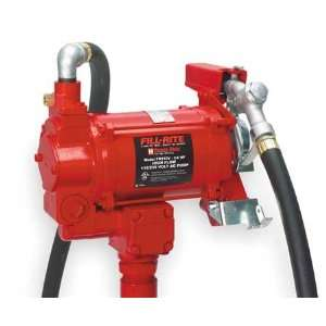 FILL RITE FR310V Fuel Transfer Pump,3/4 HP,Up to 35 GPM